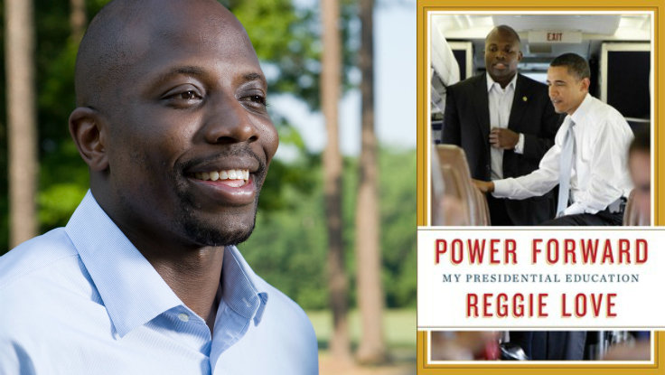 First Look: <em>Power Forward</em>, the New Book by Former Obama Aide Reggie Love